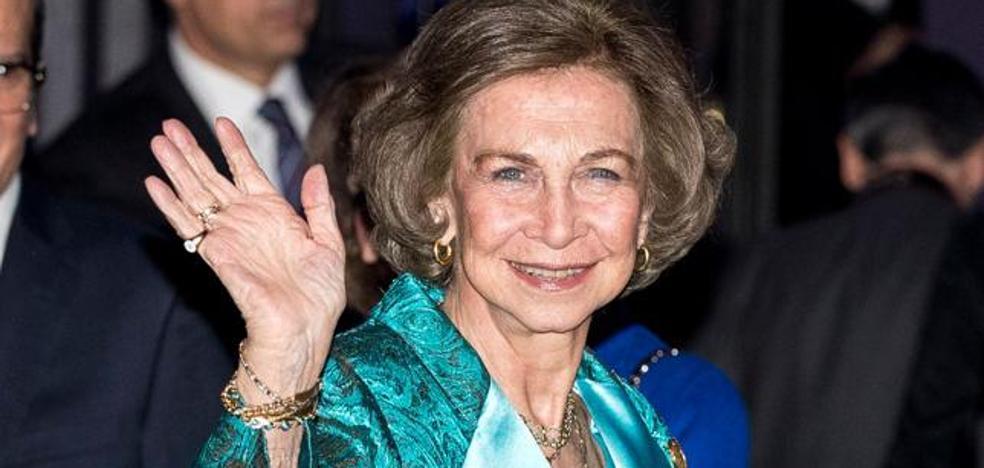 Los 80 pletóricos años de la reina Sofía