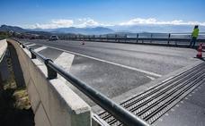 Reabierto al tráfico el viaducto de la A-92 en Huétor Santillán tras concluir las obras de seguridad