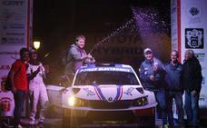 Xevi Pons vuelve a saborear la victoria en en el rallye de Granada