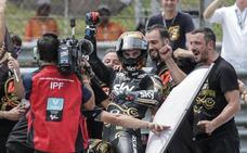 Bagnaia, de la escuela española a la academia de Valentino Rossi