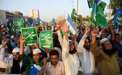 El marido de la paquistaní Asia Bibi pide asilo para su familia