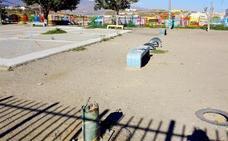 El PSOE pregunta al alcalde si tiene «algún plan para acondicionar todos los parques infantiles de Almería»