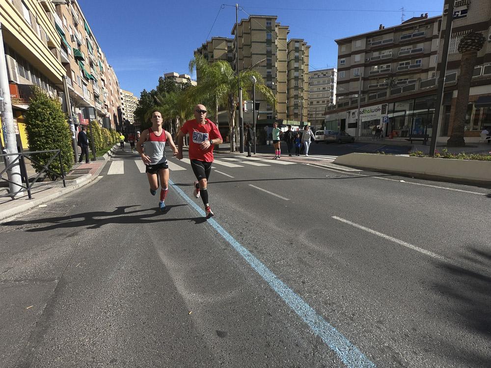 Media Maratón de Motril: Las mejores imágenes de la carrera