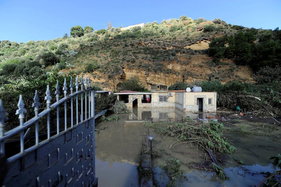 Nueve miembros de una misma familia mueren a causa de las inundaciones en Italia