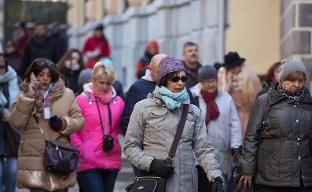 d1caf53252 La Aemet advierte del frío que llega a Granada el martes y el ...