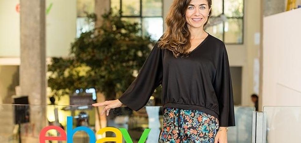 Charla con Susana Voces, presidenta de eBay España