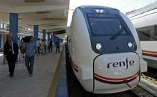 Una avería del tren que une Jaén con Sevilla provoca un retraso del viaje de más de dos horas