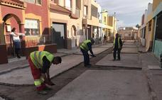 Níjar invierte 800.000 euros en la mejora de las redes de suministro y saneamiento
