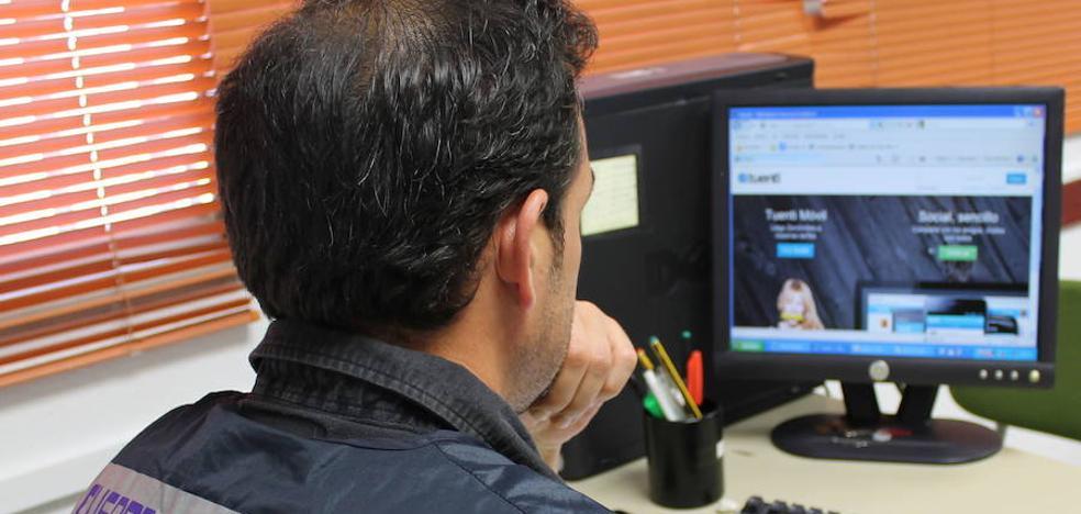 Los ciberdelitos se duplican en Granada en los últimos cuatro años