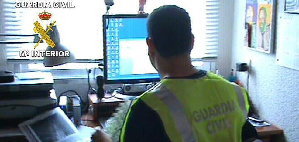 Cien investigados por cibercrímenes el año pasado en Granada, seis de ellos menores