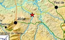 Registrado en Jódar un terremoto de 2,8 grados de magnitud