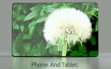 Samsung está preparando un teléfono móvil que se dobla