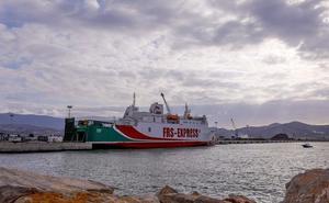 El puerto de Motril lidera el crecimiento nacional de mercancías durante nueve meses consecutivos