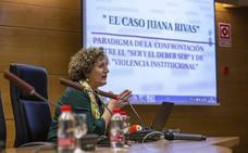 Francisca Granados considera que Juana Rivas es una víctima de la «violencia institucional»