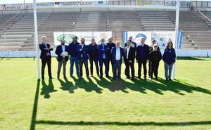 Unión Rugby Almería y Anecoop, tándem por la inclusión y la vida sana