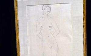 La obra invitada de Klimt prorroga su estancia en el museo 'Doña Pakyta'