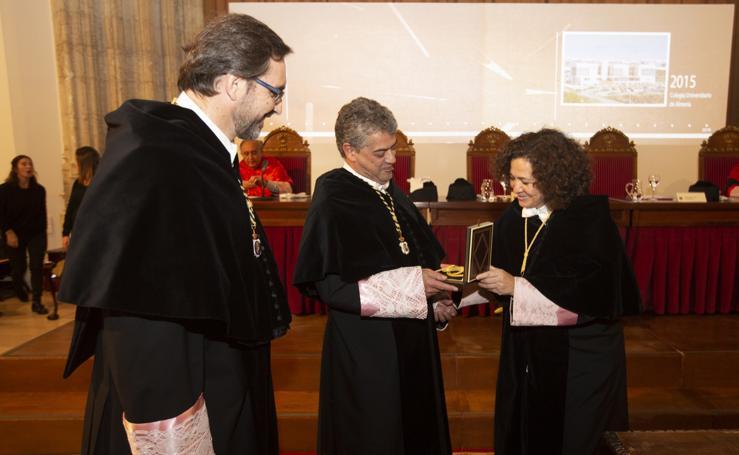 Las universidades de Almería, Jaén y Granada se hermanan