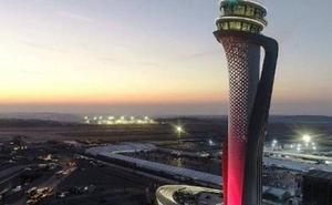Así es el aeropuerto más grande del mundo