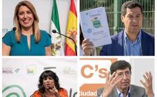 Consulta el programa electoral de los principales partidos en Andalucía