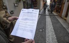 Detienen a un menor tras robarle el móvil «de un tirón» a una turista en la zona de Elvira