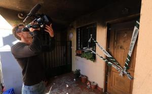 Buscan a la expareja de la dueña de casa calcinada en Las Gabias por saltarse una orden de alejamiento