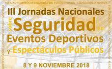 La UGR organiza las III Jornadas Nacionales sobre Seguridad en Eventos Deportivos y Espectáculos Públicos