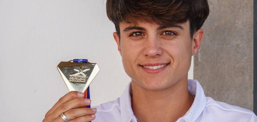 María Pérez gana el trofeo a mejor atleta de España de 2018