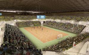 La Diputación de Jaén recibe la licencia de obras para construir el Palacio de Deportes Olivo Arena