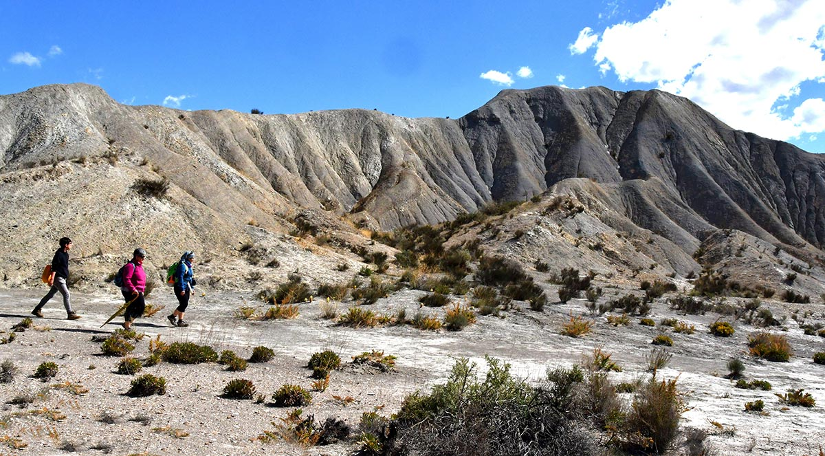 El cambio climático aboca a Andalucía al subdesierto y la aridez extrema