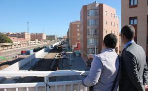 La carretera de Sierra Alhamilla será una avenida antes de que finalice el año