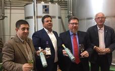 Sánchez Haro anima en Villacarrillo a la producción ecológica de aceite de oliva