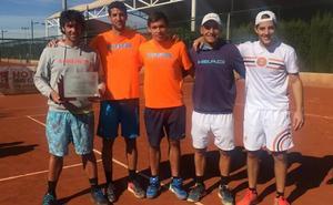 El Campus Tenis Club consigue el ascenso a la Primera Andaluza