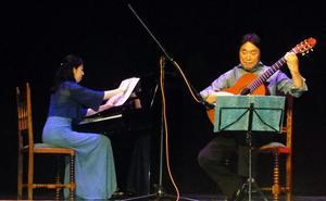 La guitarra japonesa llega a la provincia con un ciclo de conciertos por seis municipios