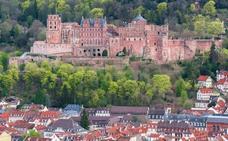 Heidelberg, romanticismo alemán en un entorno inigualable