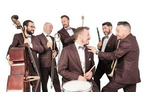 Potato Jazz Band, músicos veteranos en Universijazz