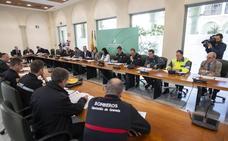 Las administraciones activan en Granada el dispositivo para hacer frente a emergencias por causas meteorológicas adversas