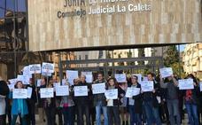 Los sindicatos de Justicia de Granada convocan huelga general para el 16 de noviembre