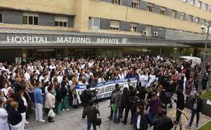 En libertad provisional el joven de 18 años acusado de agredir a los profesionales del Materno