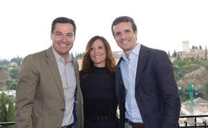 Casado y Moreno presentan en Jaén y Linares la candidatura del PP jienense