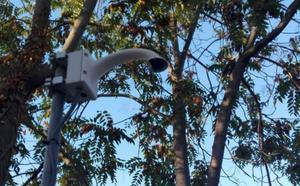 La videocámara robada en Dar al Horra sigue sin reponerse