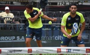 Javi Ruiz avanza hasta los cuartos de final en el Máster de Buenos Aires