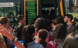Los autobuses estrenan el lunes las máquinas que permitirán cotejar los datos de Castillo