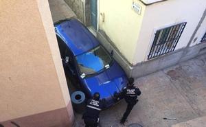 Tetris en el Casco Histórico de Almería