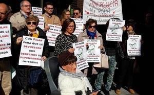 Una vecina de Tózar con incapacidad reclama la prestación retirada en 2016