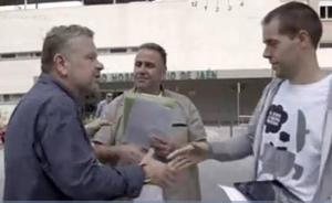 Polémica tras la emisión del programa de Chicote dedicado a la cocina del Hospital