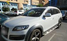 Recuperan en Granada 15 vehículos robados en Europa al intentar pasar la ITV