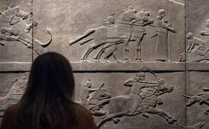 El brutal Asurbanipal reina en el Museo Británico