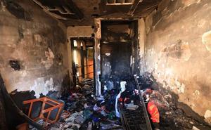Prisión para la expareja de la mujer de Las Gabias por estar relacionado con el incendio de su casa
