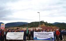 Asaja y regantes convocan una concentración de protesta para poner en servicio la presa de Siles