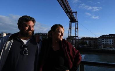 Emma Suárez viaja de Euskadi a Grecia para encontrarse a sí misma